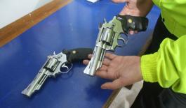 Infórmese sobre la restricción del porte de armas de fuego en el departamento de Nariño