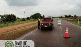 En Vichada se intensifican los controles en los municipios durante el fin de semana