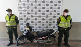 Recuperamos cuatro motocicletas en los municipios de Espinal, Anzoátegui, guamo y Falan