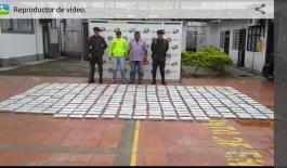 Importante resultado operativo que deja una captura y $2,310,000,000 en clorhidrato de cocaína.