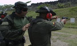Entrenamiento-Escuela Nacional de Operaciones Policiales