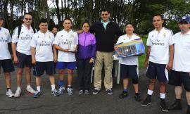 Actividad Deportiva Escuela de Investigación Criminal