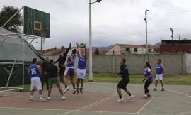 Deportes-Escuela Metropolitana de Bogota