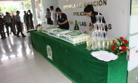 Celebraciones Escuela de Aviación Policial