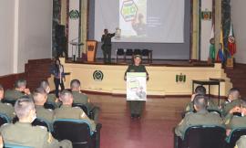 Reuniones Escuela de Policía Rafael Reyes