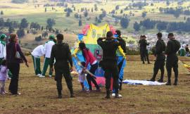 Actividades Escuela de Policía Rafael Reyes