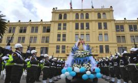 Celebración Día de la virgen del Carmen