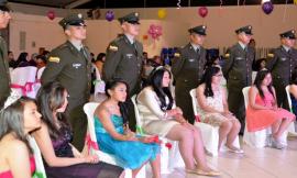 Celebración-15 Años Escuela de Policía Rafael Reyes
