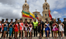 Eventos Escuela de Policía Rafael Reyes