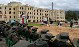 Actividades Deportivas Escuela de Policía Rafael Reyes