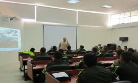 Conferencia Escuela de Seguridad Vial