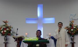 Eucaristia Escuela de Seguridad Vial