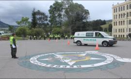 Instalaciones Escuela de Policía Rafael Reyes