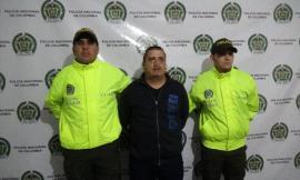 Policía Nacional logró la captura de alias 'el zarco'