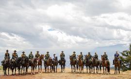 Llevamos acompañamiento y bienestar a policías y ciudadanía en las áreas rurales