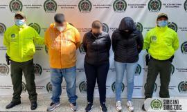 Capturados tres integrantes del grupo delincuencial 'las tóxicas' dedicados a hurtar turistas extranjeros