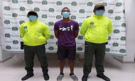 A 'papichulo' lo capturamos por homicidio agravado tentado y porte ilegal de armas de fuego