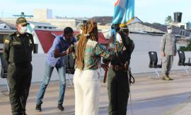 El Departamento Archipiélago cuenta con nuevo comándate de la Policía Nacional