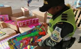 Cae-cargamento-de juguetes-de-contrabando-avaluado-en-más-de-17-millones-en-Cesar