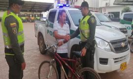 Policía Nacional entrega recomendaciones para evitar el hurto de bicicletas