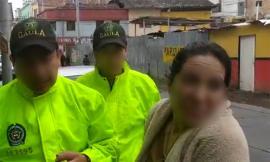 captura-mujer-secuestró-asesinó-bombero