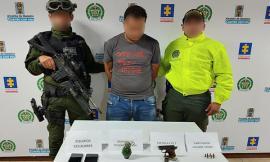 Capturado 'juano' cabecilla del grupo delincuencial organizado 'los triana'