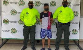 Cayó 'Balacas', presunto responsable del homicidio del líder social del Movimiento Político Colombia Humana.