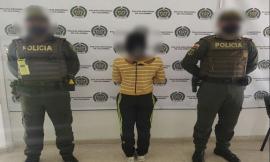 Mujer de 23 años fue capturada en el momento en que pretendía ingresar estupefacientes a la sala de retenidos en Manizales