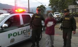 Hombre de 56 años capturado por el delito de acto sexual con menor de 14 años