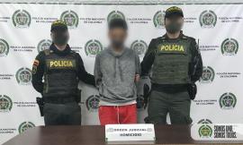 capturado por orden judicial en itagüí