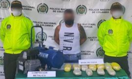 capturado-transportando-10-kilos-de-base-de-coca