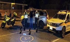 Capturado con droga encaletada en un asiento de un vehículo