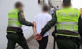 Un hombre fue capturado con 350 gramos de bazuco.