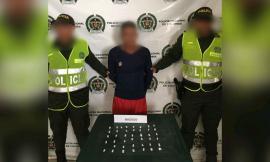 capturado por estupefaciente-ofensiva contra el delito-plan odin-el banco-incautacion de cocaina