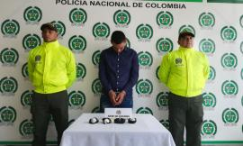 capturado por tráfico de estupefacientes, 505 gramos de base de coca