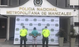 Mediante orden judicial capturamos un hombre por los hechos ocurridos en la Manuela