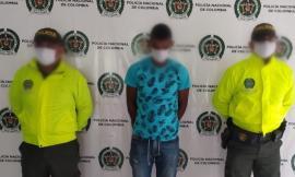 capturado por hurto-fundación-plan choque-contra el hurto-SIJIN-orden judicial por hurto-Magdalena