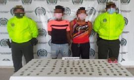 Mediante operativos incautamos droga y dinero en el Cesar