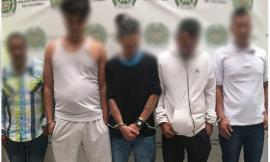 Capturados por homicidio en el Valle de Aburrá