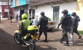 operativos contra el microtráfico en las calles