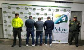 Capturados contrabando de cigarrillos