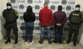 Capturados por hurto en Sogamoso