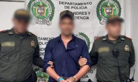 Capturamos a un hombre por el delito de acto sexual con menor de 14 años