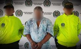 Capturamos hombre de 57 años de edad por el delito de acceso carnal abusivo con menor de 14 años