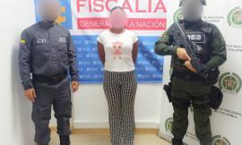 Ciudadana capturada por el delito de violencia intrafamiliar en concurso homogéneo