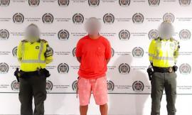 Capturado hombre de 40 años de edad por el delito de tráfico, fabricación o porte de estupefacientes