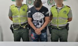 Ciudadano capturado por el delito de falsedad material en documento público