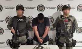 Ciudadano capturado por el delito tráfico, fabricación o porte de arma de fuego yo municiones