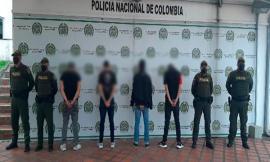 Cuatro capturados por secuestro