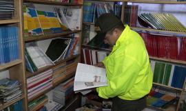 Libros falsificados